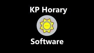 KP Horary Software | Prashna Kundali Software | Free KP Software