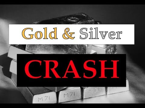 Gold & Silve PRICE CRASH - August 15, 2018