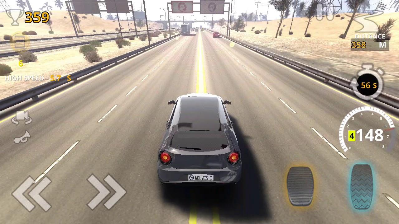 Traffic Spiel