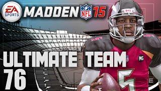 Madden 15 Ultimate Team - Jameis Winston Ep.76