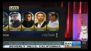 85th Academy Awards Nomination ENG (SUB-ITA)