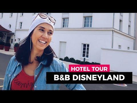 B&B DISNEY HOTEL TOUR : LE MOINS CHER DES HOTELS PARTENAIRES !