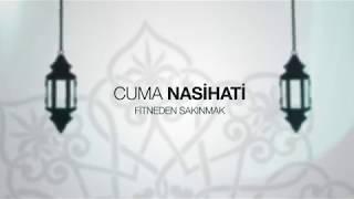 IGMG Cuma Nasihati Fitneden Sakinmak