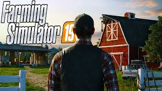 Farming Simulator - Wheat Harvesting & Straw Bale Machinery -  Farming Simulator 19 Gameplay