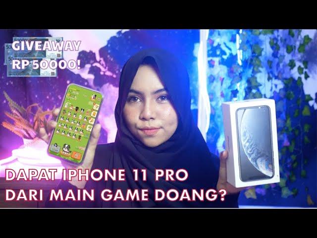 Main Game Dapat Uang Dan Iphone 11 Pro Beneran Dibayar Puppy Town Gak Sih Belajarsamasaya Uang Youtube