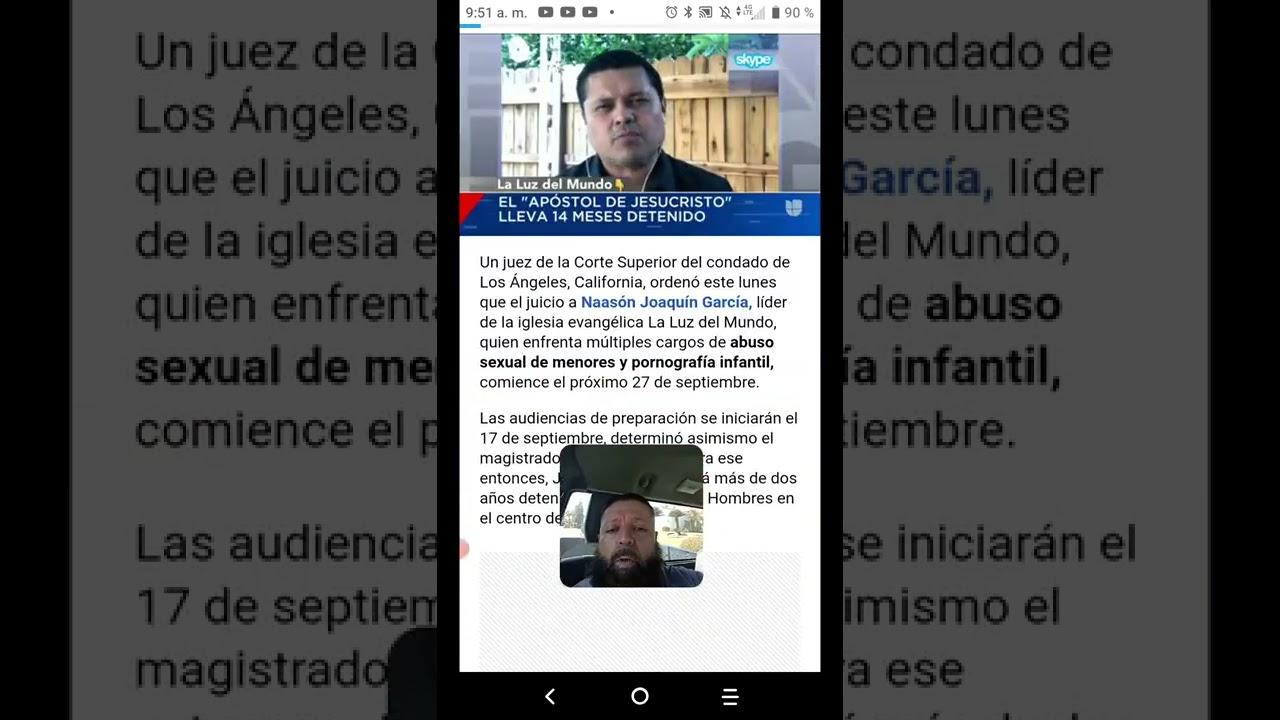 NAASON Y SUS ABOGADOS POSPONEN EL JUICIO 5 MESES MAS
