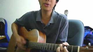 This Is Our God - Hillsong Cover (Daniel Choo)