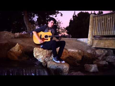 Thinking Out Loud - Ed Sheeran - Slap Guitar Cover (Grant Huston)