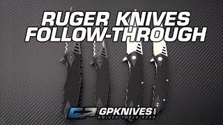 Ruger CRKT Lerch Follow Through Flipper Folding Knife Overview Mp3