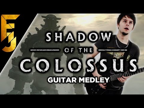 Shadow of the Colossus Metal Guitar Medley | FamilyJules