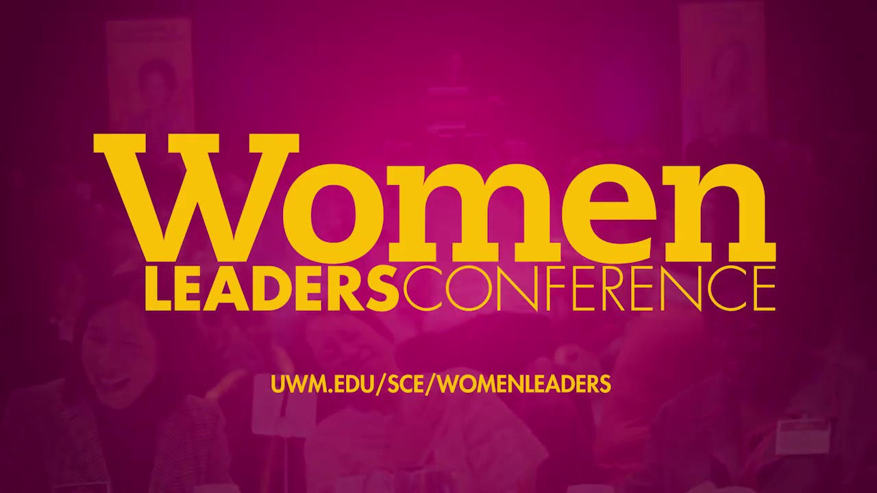 Uwm Schedule Of Classes Fall 2020.Save The Date 2020 Women Leaders Conference Uwm Sce