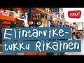 Työn raivaajat! -haastekampanja - Elintarviketukku Rikainen, Pirkkala