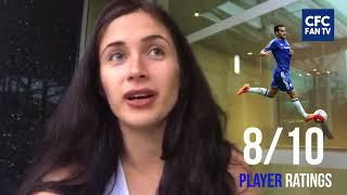 SOPHIE'S PLAYER RATINGS || HUDDERSFIELD 0-3 CHELSEA