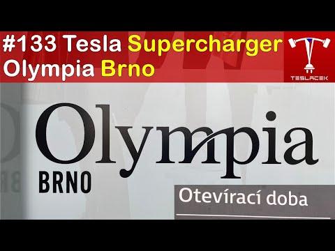 #133 Tesla SCH OC Olympia (Brno) | Teslacek