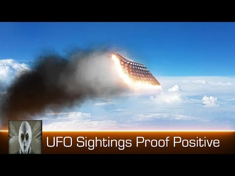 UFO Sightings Proof Positive April 28th 2018