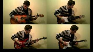 Download You Make Me Feel... - Cobra Starship ft. Sabi Guitar Rock Cover MP3 song and Music Video