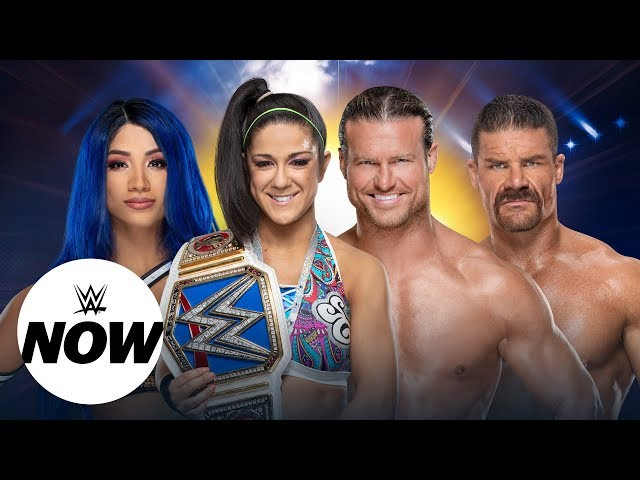 Live WWE Clash of Champions 2019 preview: WWE Now