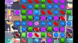 Candy Crush Saga Dreamworld Level 553 (No booster, 3 Stars)