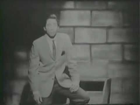 Johnny Crawford - The Girl Next Door - rare video footage