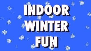 INDOOR WINTER FUN! - Gus Johnson Comedy