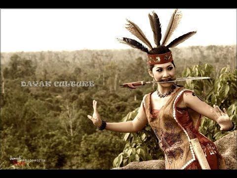 Isen Mulang - Lagu Bahasa Dayak Kalimantan Tengah