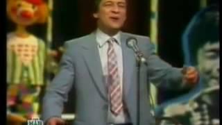 """Геннадий Хазанов. Монолог """"Пыль в глаза"""", 1981г."""