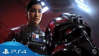Star Wars Battlefront II | Single-Player Trailer | PS4