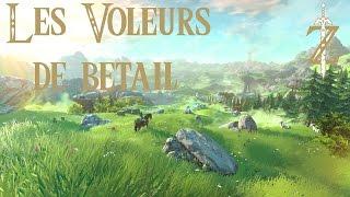 Astuce Zelda Breath of the Wild : Quête Les voleurs de bétail