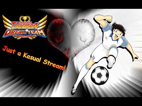 Captain Tsubasa Dream Team - Just a Kasual Steam #7 - Kaiyuki's NEW TEAM?!?!?!!?