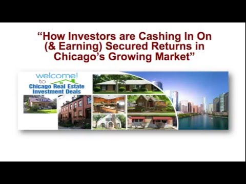 Chicago Real Estate Market & Property Investment Overview