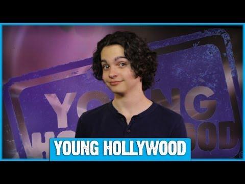PARENTHOOD star Max Burkholder on Costar Ray Romano