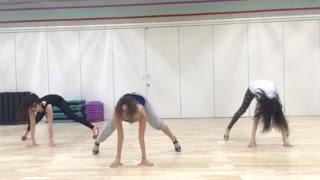 Мое занятие 2 #stripdance #HighHeels)