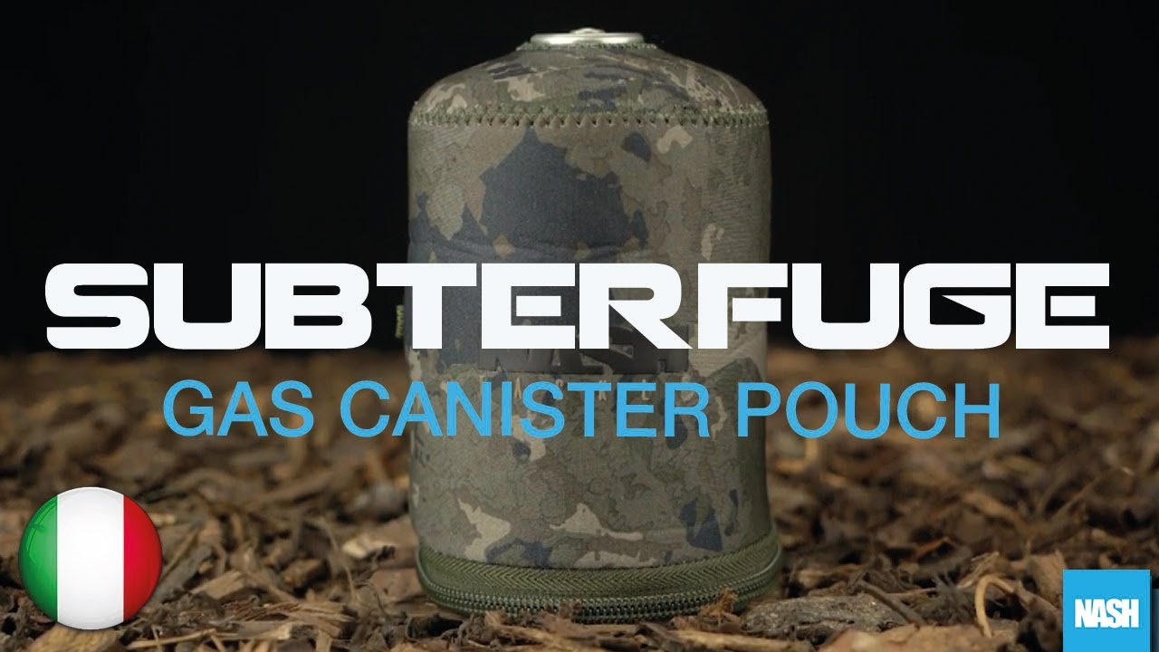 Nash Gas Canister Pouch