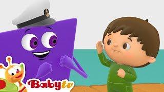 Charlie ve Şekiller  BabyTV Türkçe