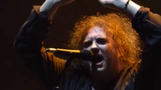 The Cure - This Twilight Garden - Live multi cam - Madison Square Garden 2016