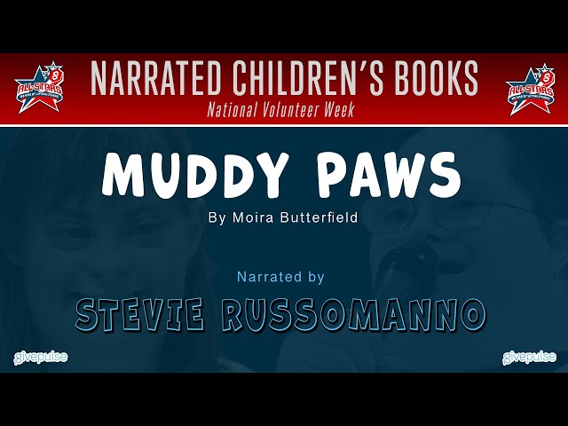 Muddy Paws narrated by Stevie Russomanno