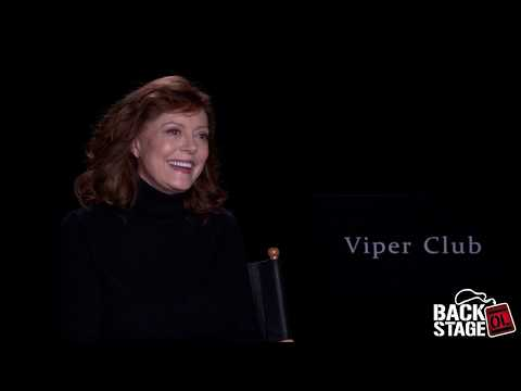 Susan Sarandon Tries To Save Kidnapped Son In VIPER CLUB