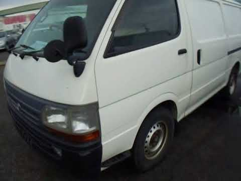 Used 1999 AT Toyota Hiace Van RZH112V 1999/- for sale Code: RZH112V