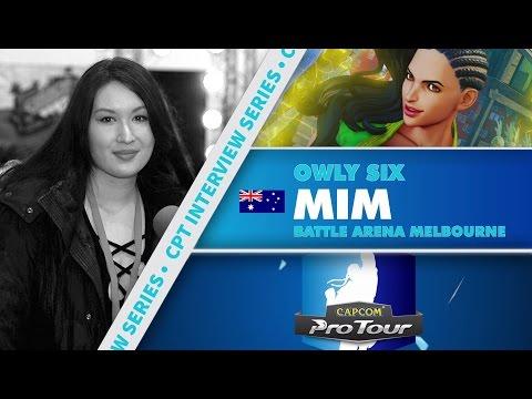 SFV: CPT Interview Series - Mim (Battle Arena Melbourne 9)