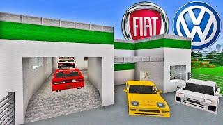 Minecraft City - Loja de Carros Usados