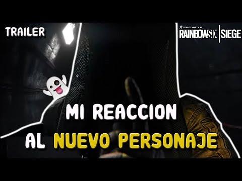NUEVO PERSONAJE NOKK: MI REACCIÓN | Kirsa Moonlight Tom Clancy's Rainbow Six Siege Español