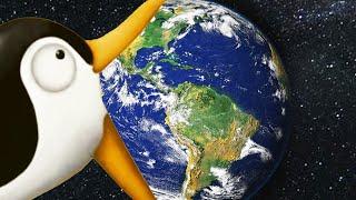 PINGUINUL CARE ZBOARA! | Tasty Planet Forever