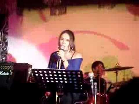 Pauleen Luna at Klownz