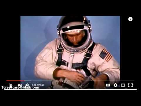 NASA WALK IN SPACE COMEDY
