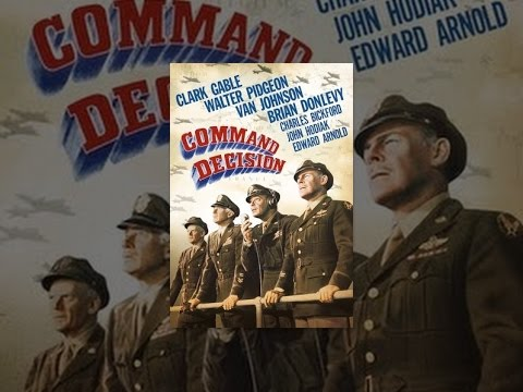 Command Decision is listed (or ranked) 33 on the list All World War 2 Movies