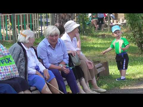полевской в парке день металлурга 2019