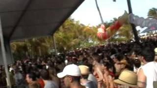 WMC 2009 - Tiefschwarz - CAPETOWN RIVER BOATING @ Surfcomber Hotel, Miami