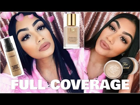 EVERYDAY FULL COVERAGE MAKEUP 2018