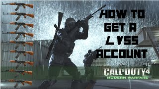 Repeat youtube video Cod4 Lvl 55 hack 1.0 - 1.7 Easy Account Lvl 55 Cheat [DOWNLOAD][Free]