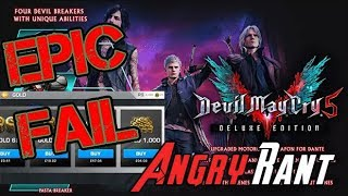 Devil May Cry 5 has Microtransactions!?